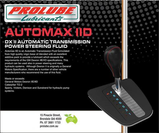 Automax IID