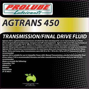 Agtrans 450