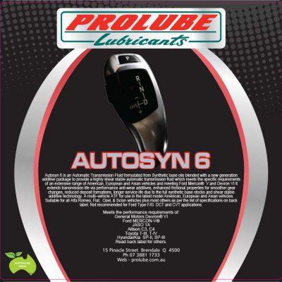 Autosyn 6