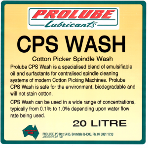 CPS Wash