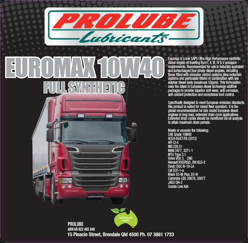 Euromax 10W40
