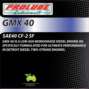 GMX 40