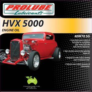 HVX 5000