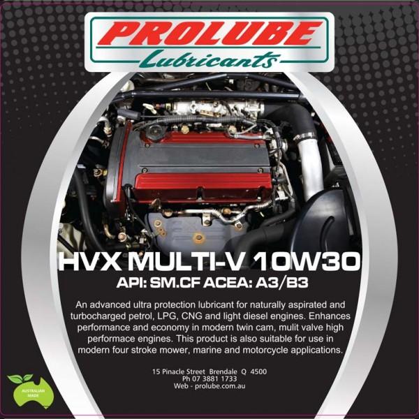 HVX Multi
