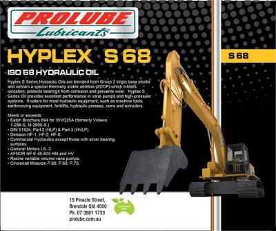 Hyplex - S Series Anti-Wear 46