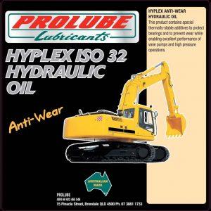 Hyplex ISO 32