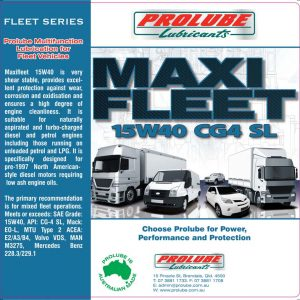 Maxifleet