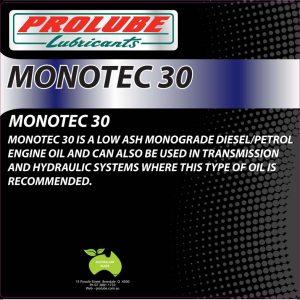 Monotec 30