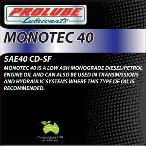 Monotec 40