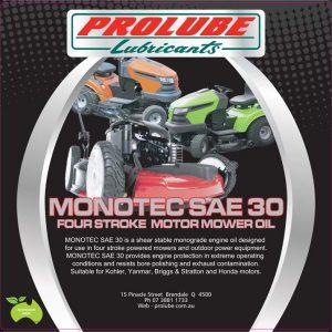 Monotec 4-stroke