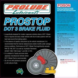 Pro Stop Dot 3