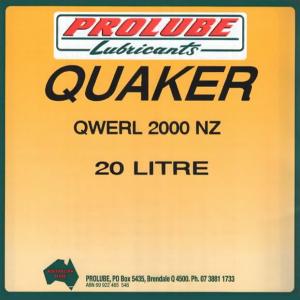 Quaker Qwerl 2000 NZ