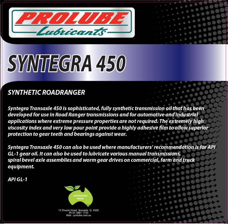 Syntegra 450