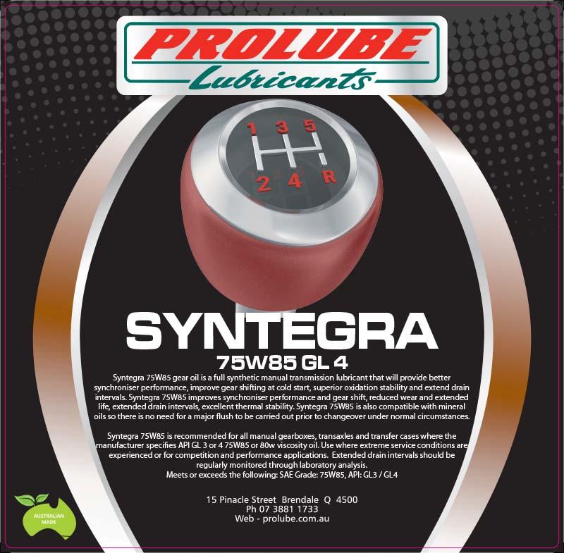 Syntegra 75W85