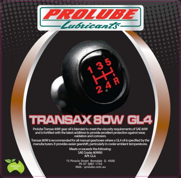 Transax 80W