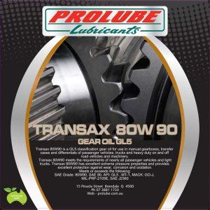 Transax80W90