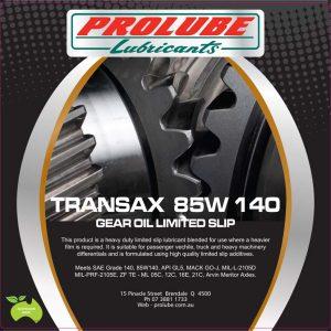 Transax 85W140