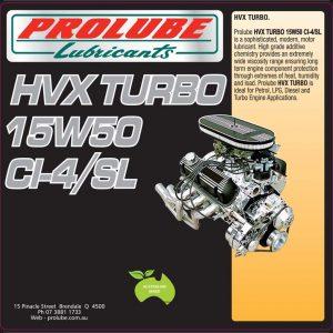 HVX Turbo 5L