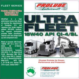 Ultra Fleet
