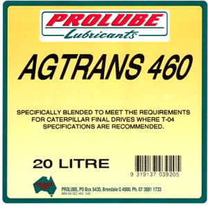 Agtrans 460 1