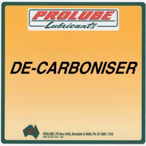 de-carboniser