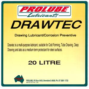 Drawtec Oil 1