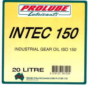 Intec Industrial Gear Oils