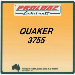 quaker 3755