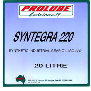 Syntegra Intec Series Industrial Gear 220 1