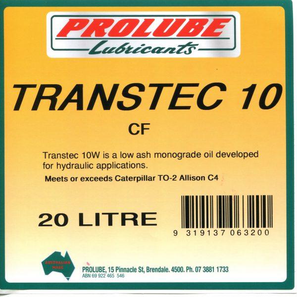 transtec 10
