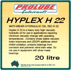 Hyplex h 22