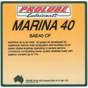 Marina 40