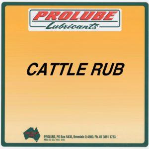 cattle rub
