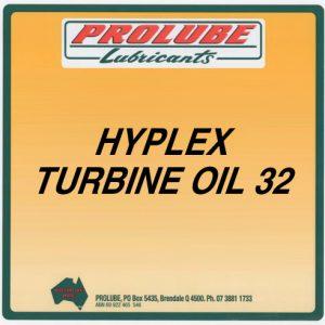 Hyplex Turbine Oil 32