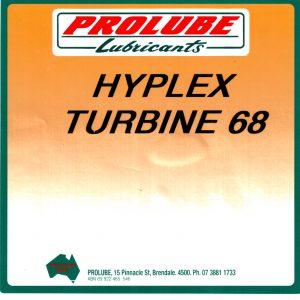 hyplex turbine 68