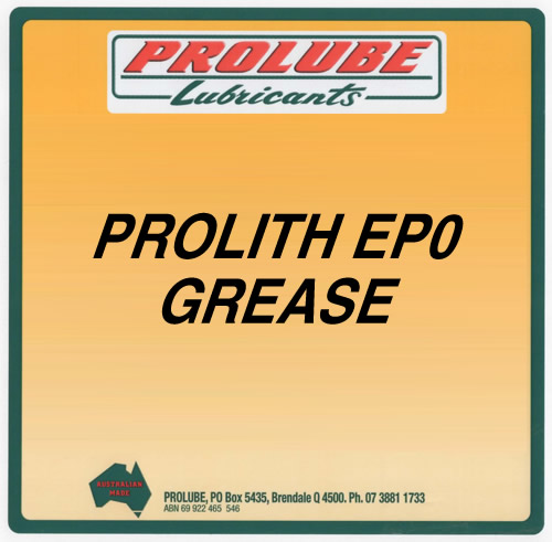 Prolith EP0 Grease