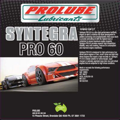 Syntegra Pro 60