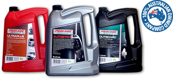 Prolube Australian Owned