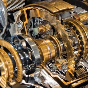 Transmission and Gear Oil